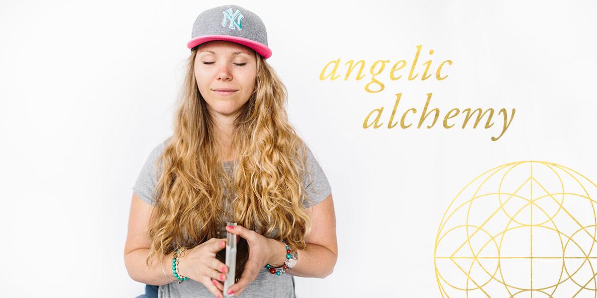 Richelle Payer Angelic Alchemy